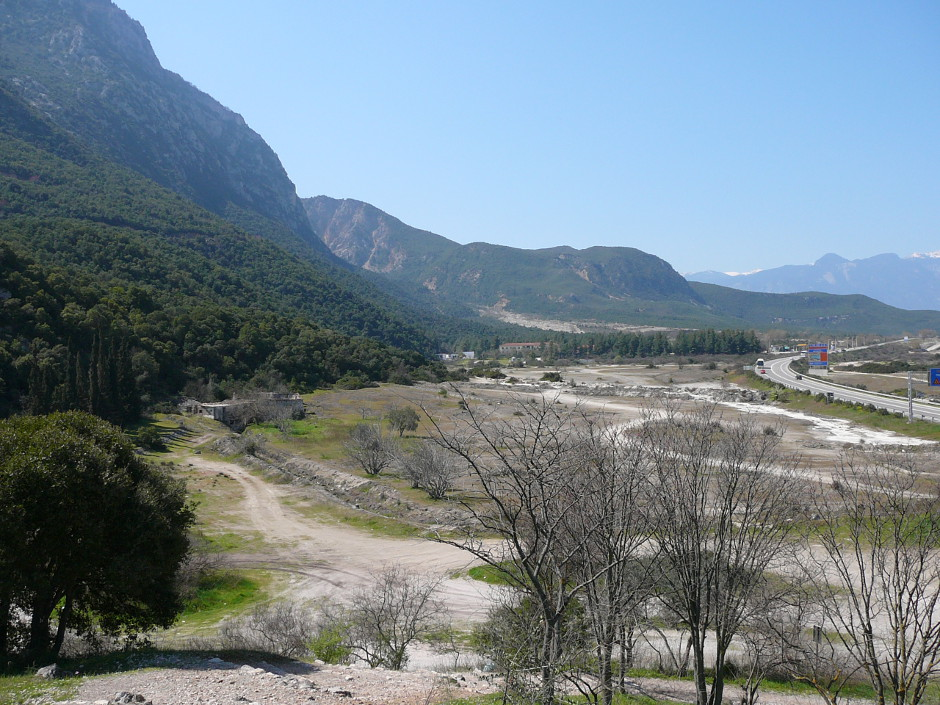 Thermopylae Battle